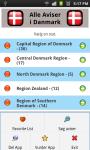 All Newspapers of Denmark-Free screenshot 2/6