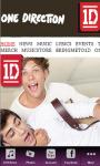 One Direction Fan Portal Apps screenshot 2/4