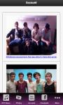 One Direction Fan Portal Apps screenshot 4/4