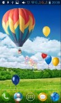 Ballons live lwp screenshot 2/4