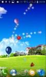 Ballons live lwp screenshot 4/4