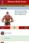 Human Body Facts V1 screenshot 3/3
