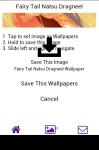 Fairy Tail Natsu Dragneel Wallpaper Images screenshot 6/6