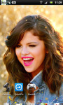 Selena Gomez Live Wallpaper 4 screenshot 1/3