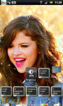 Selena Gomez Live Wallpaper 4 screenshot 2/3