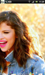 Selena Gomez Live Wallpaper 4 screenshot 3/3