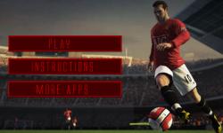 FootBall Soccer Game screenshot 1/3