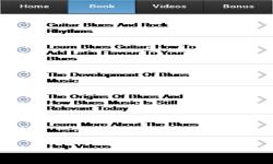 Blues Music App screenshot 2/3
