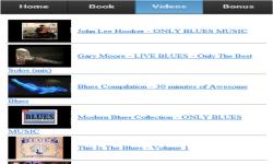 Blues Music App screenshot 3/3