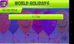 Holidays Of The World screenshot 4/5
