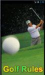 Golf Rules N Tips screenshot 1/3