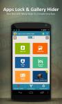 Apps Lock and Gallery Hider screenshot 2/6
