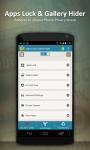 Apps Lock and Gallery Hider screenshot 3/6