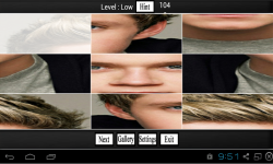 One Direction Puzzle screenshot 3/4