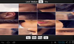 One Direction Puzzle screenshot 4/4