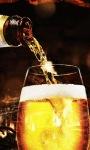 Beer Glass Live Wallpaper screenshot 1/3