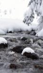 Nature Icewater Live Wallpaper screenshot 1/3