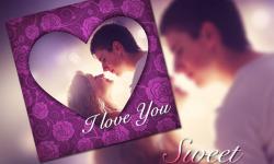 Valentine Photo Frame Love screenshot 3/6