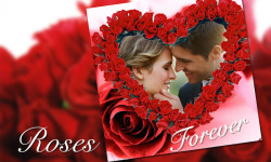 Valentine Photo Frame Love screenshot 4/6