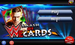 Smash of WWE cards screenshot 1/4
