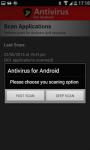 Free Antivirus for Android screenshot 2/4