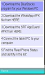 WhatsApp Messenger On Mobile screenshot 1/1