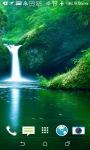 Beautiful Waterfall Wallpaper screenshot 1/4
