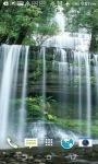 Beautiful Waterfall Wallpaper screenshot 2/4