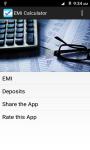 Loan and EMi Calculator screenshot 3/3