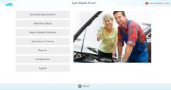 AutoRepair Cloud - auto shop management software screenshot 1/2