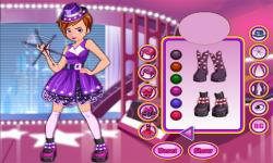 Star Darlings Dress Up Scarlet screenshot 1/3