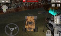 Scrap Heavy Excavator simulator screenshot 3/4