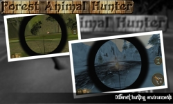 Wild Animal Hunting 3D screenshot 3/5
