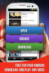 HD Player For Android screenshot 1/2