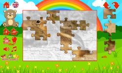 Puzzles for kids: nature screenshot 5/6