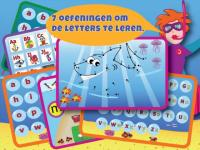 Juf Jannie Letters leren lezen total screenshot 4/6