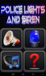 Police Siren And Lights Simulator screenshot 1/6