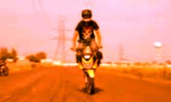 One Wheel Biker screenshot 1/2