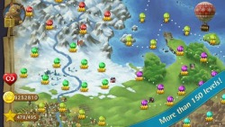 Bubble Witch Saga screenshot 1/5