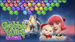 Bubble Witch Saga screenshot 3/5