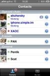 GTalk+ screenshot 1/1