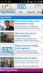 ITN News Android screenshot 1/4