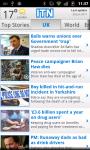 ITN News Android screenshot 2/4