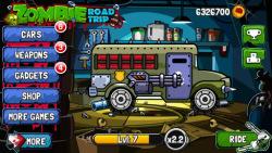 Zombie Road Trip screenshot 2/6