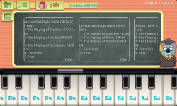 Piano Coach FREE screenshot 1/4
