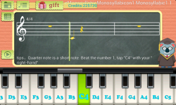 Piano Coach FREE screenshot 2/4