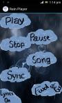 Rain Music Player screenshot 1/6