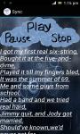 Rain Music Player screenshot 3/6