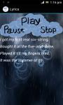 Rain Music Player screenshot 4/6