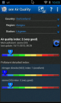 my Air Quality screenshot 1/4
